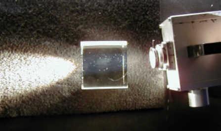 Откуда в старом фотообъективе берутся пузырьки?