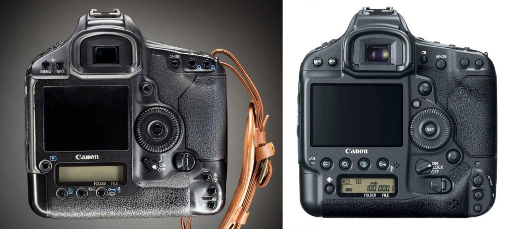 canon 1d mark IV vs Canon 1D X