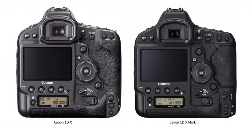 Новый флагман Canon 1D X mark II