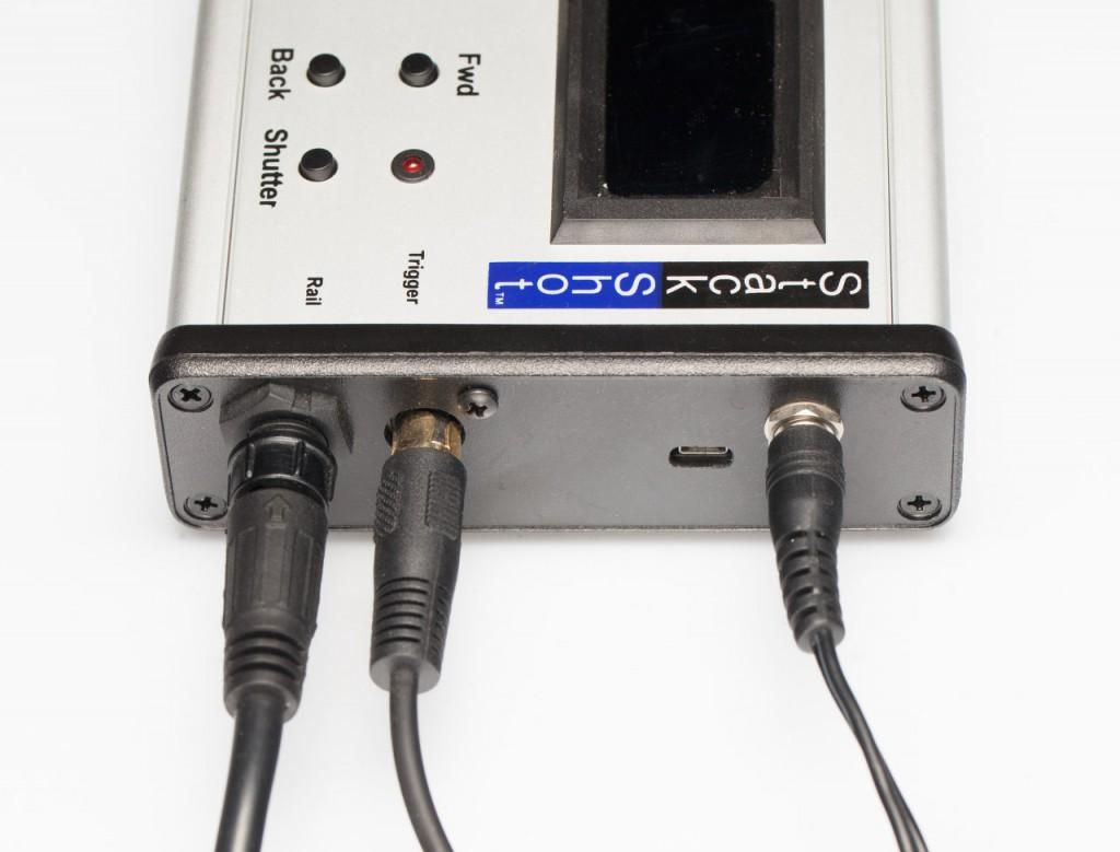 Электрические фокусировочные рельсы для стекинга Stackshot