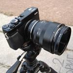 Обзор фотокамеры Fuji X-E1 - ч.3