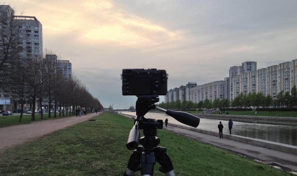 Обзор фотокамеры Fuji X-E1 ч.3