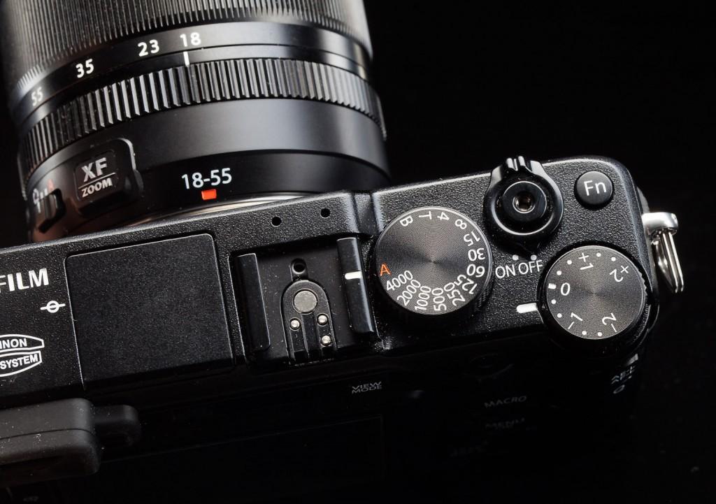 Обзор фотокамеры Fuji X-E1