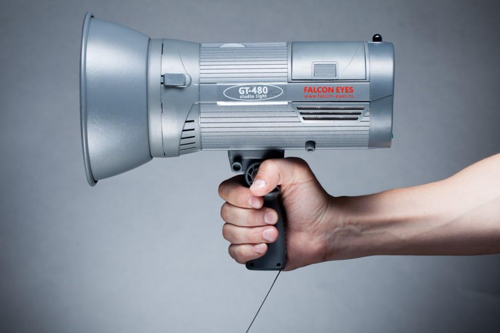 Обзор аккумуляторной вспышки Falcon Eyes GT-480