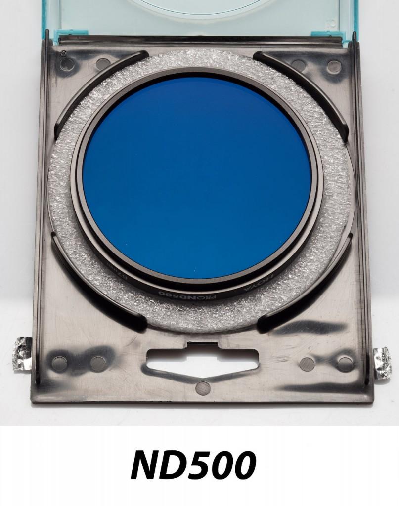 Тестирование светофильтров Hoya серии PRO ND (затемняющие)
