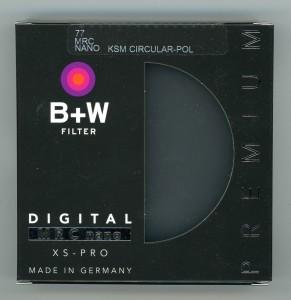 B+W XS-Pro KSM Circ Pol MRC-Nano 77mm (1066400)