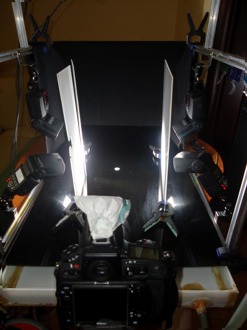 Фотосъемка капель без дорогого оборудования