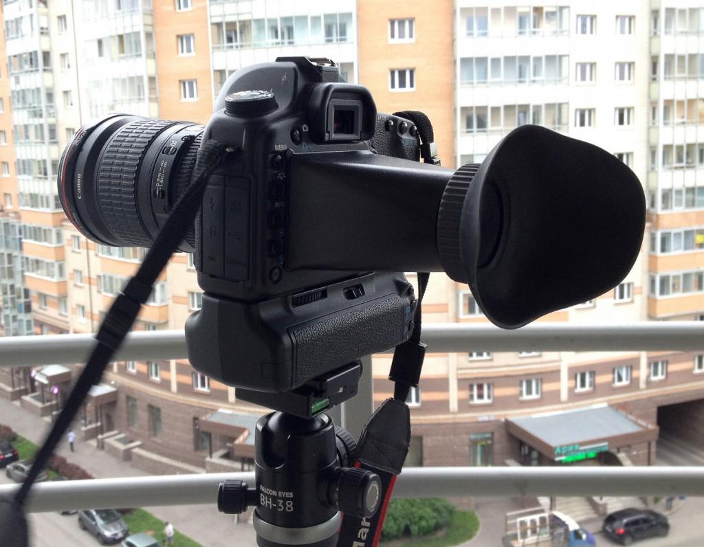 Видоискатели на ЖК-экран