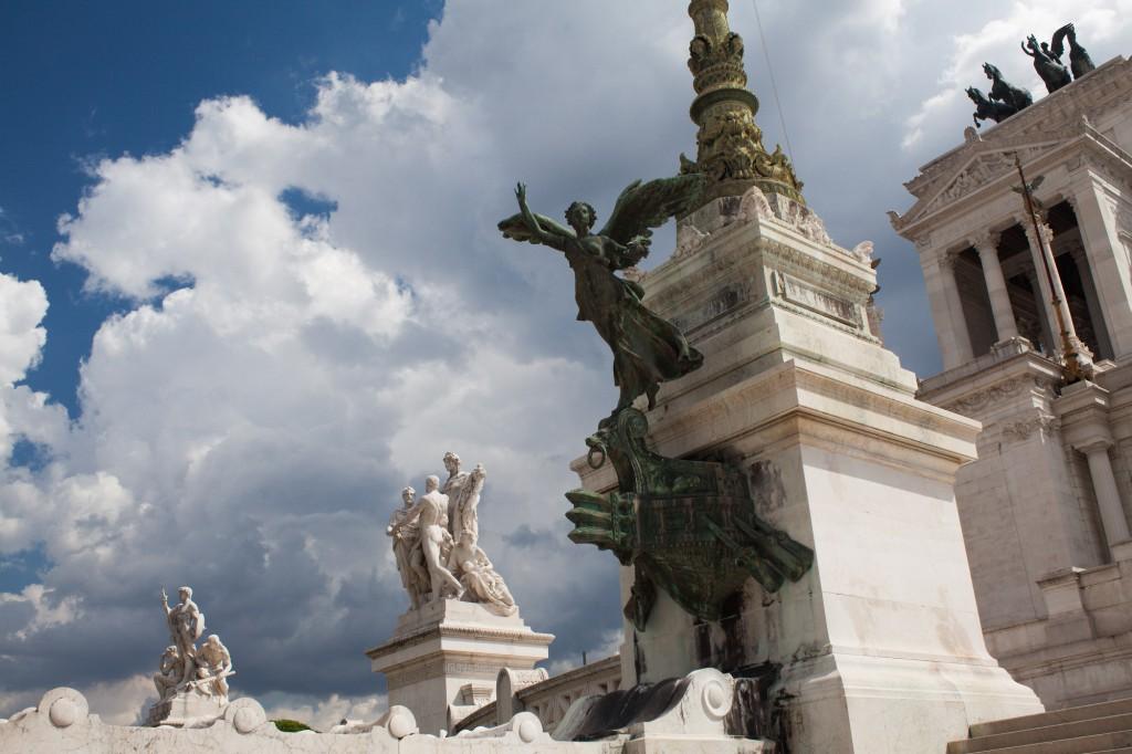 Поездка в Рим, Италия - фотоотчёт