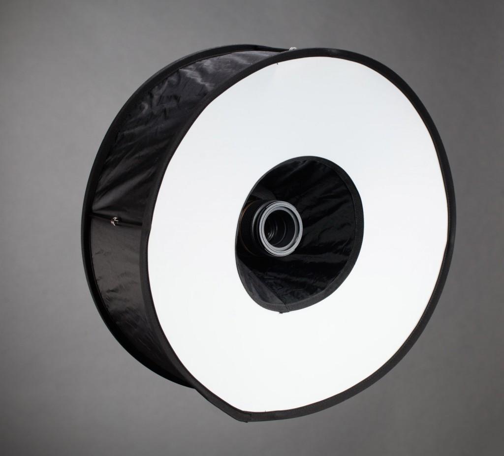 Обзор кольцевого софтбокса Falcon Eyes RingBox SB-45