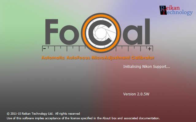 Наконец вышла финальная версия Reikan Focal 2.0.5 - настройка автофокуса