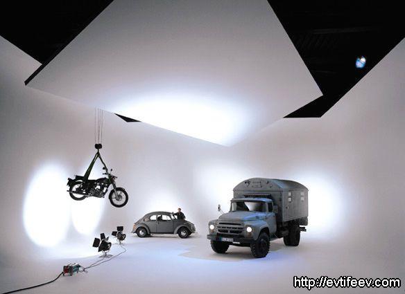 Фотосъемка автомобилей