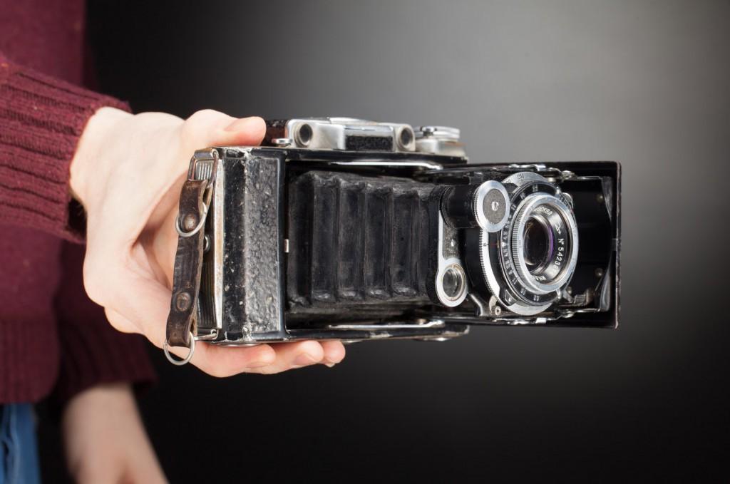Эпитафия и немного фото старой фототехники