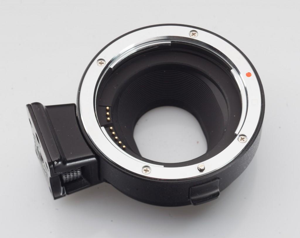 Обзор фотокамеры Canon EOS M