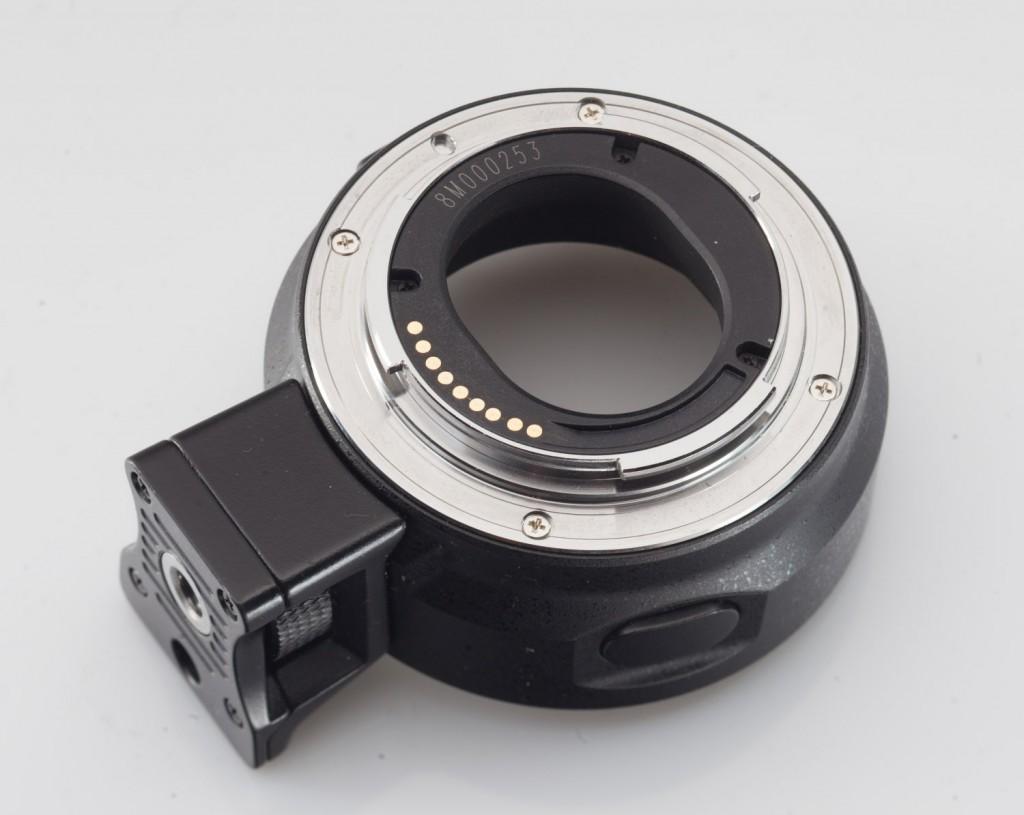 Адаптер для подключения объективов <strong>Canon EF</strong> от зеркальных камер Canon к камерам <strong>Canon EF-M</strong>