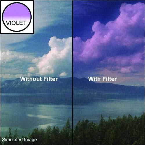 B+W Graduated Violet 543 / градиентный фиолетовый