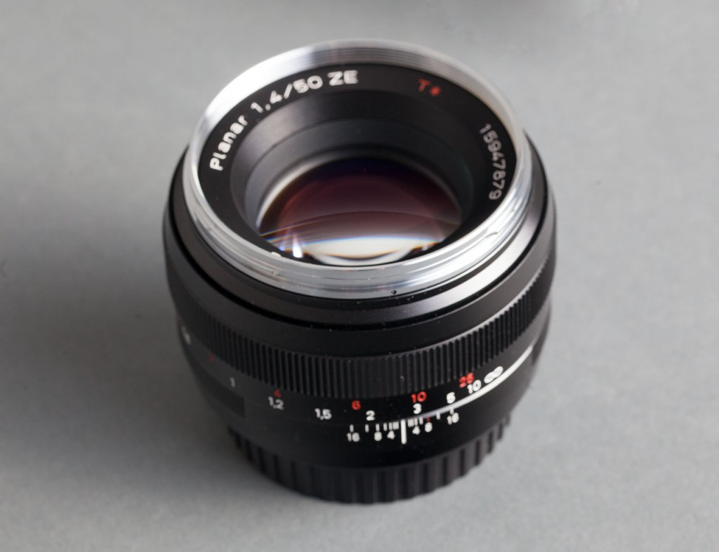 ZEISS Planar T✻ 50mm ƒ/1.4