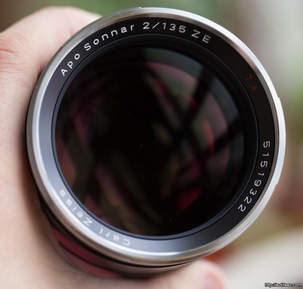 Apo Sonnar T✻ 135mm ƒ/2.0