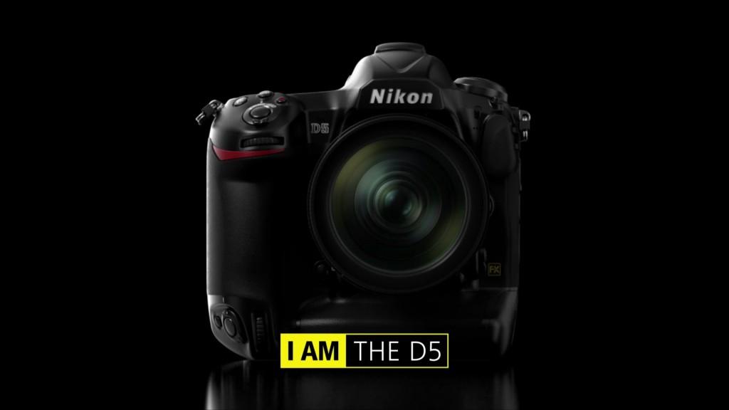 NIKON D5 с ISO 3 280 000