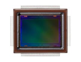 экспериментальном сенсоре на 250 Мпикс