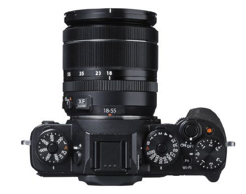 Fujifilm X-T1 IR - камера для инфракрасной съемки