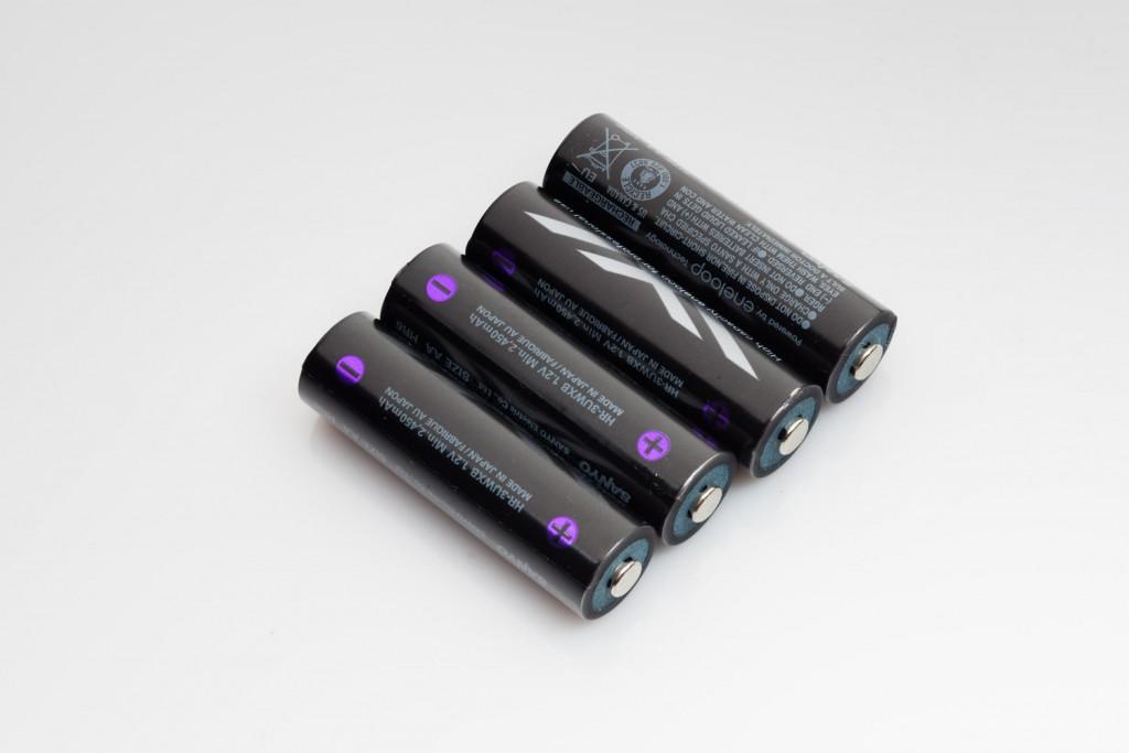 купить аккумуляторы eneloop