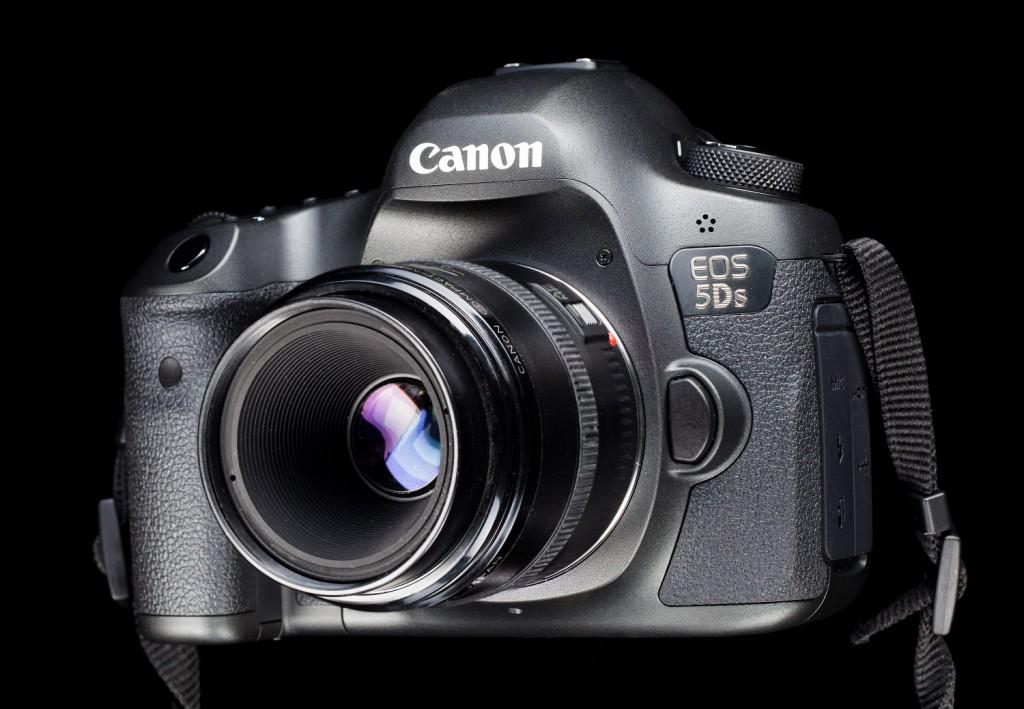Обзор и тест фотокамеры Canon 5Ds