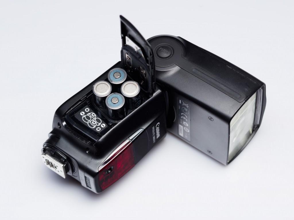Canon EX 580 II