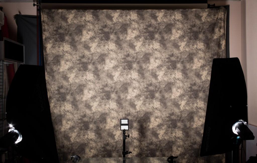 Обзор фотографических фонов и систем крепления