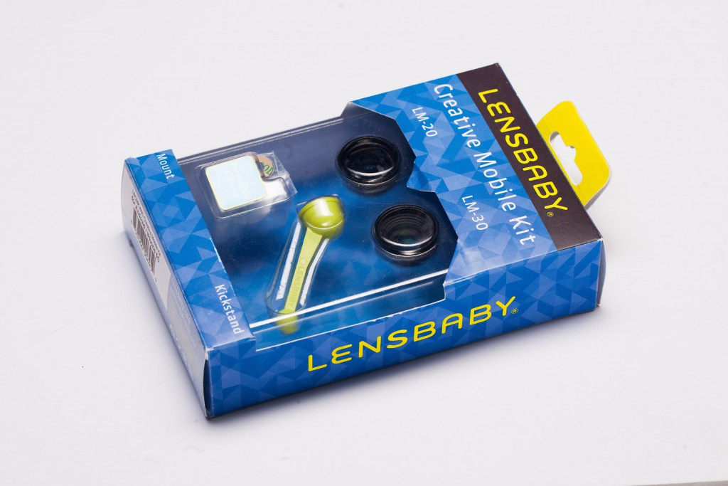 Обзор Lensbaby Mobile Kit