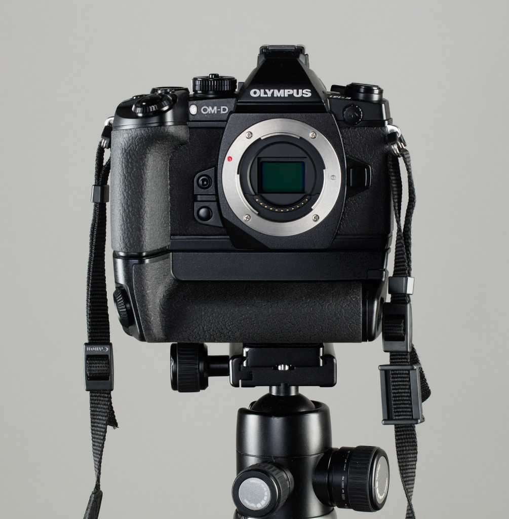 Обзор и тестирование камеры Olympus OM-D E-M1