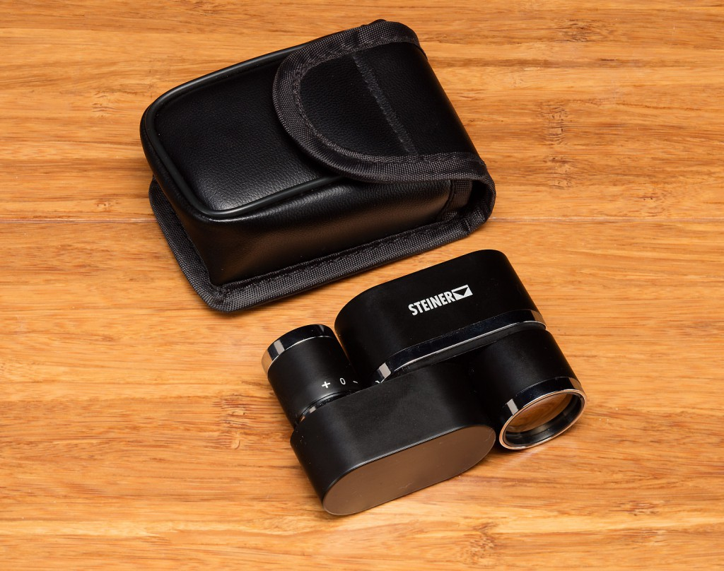 Обзор монокуляра STEINER miniscope 8 x 22