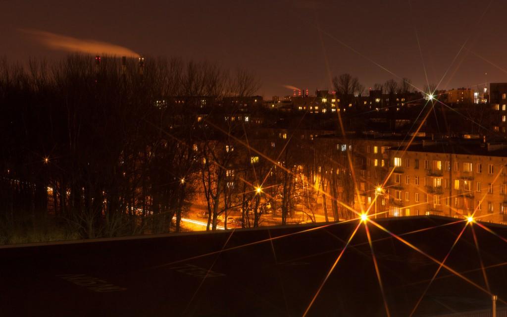 Светофильтры Hoya со звёздным эффектом