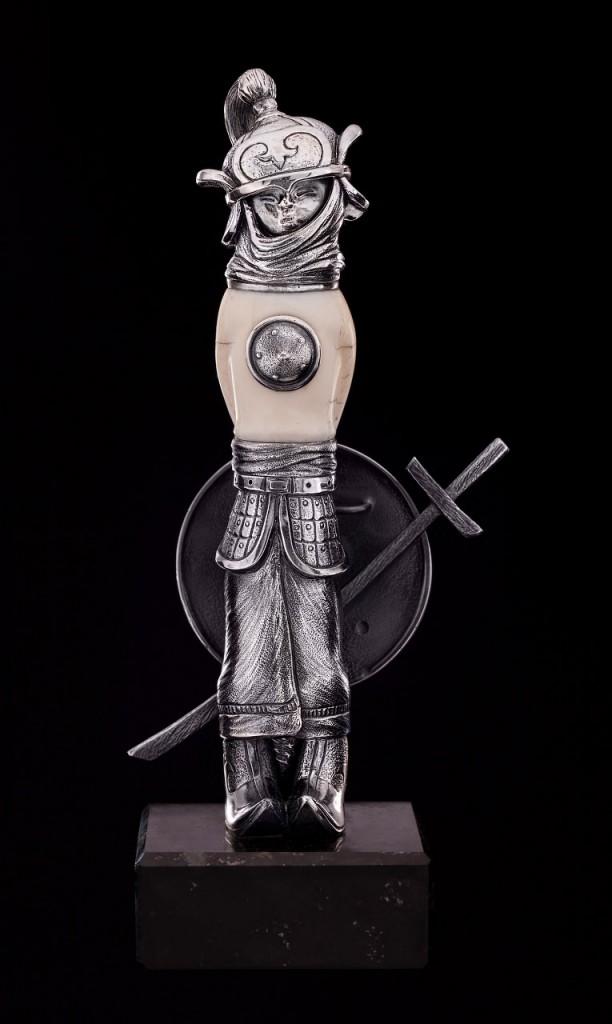 Фотосъемка статуэток и скульптур