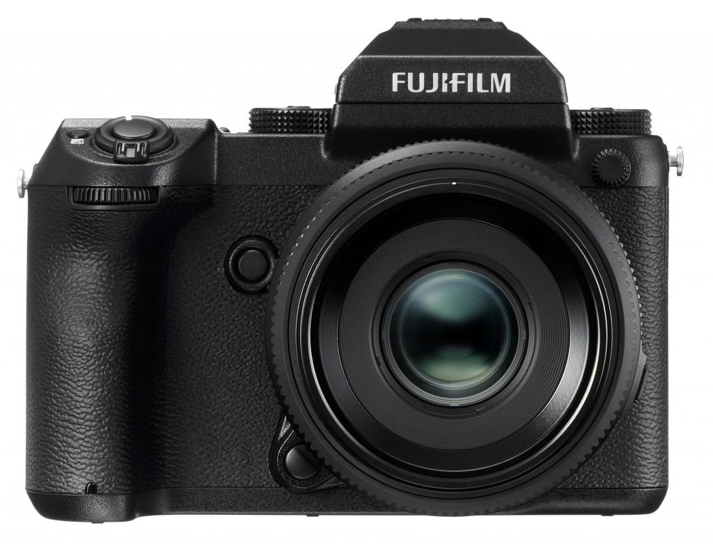 Photokina 2016: Фуджи представила среднеформатную камеру - Fujifilm GFX 50S!