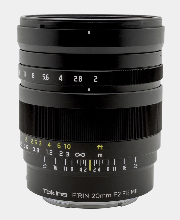 Photokina 2016: Tokina 20/2 Firin