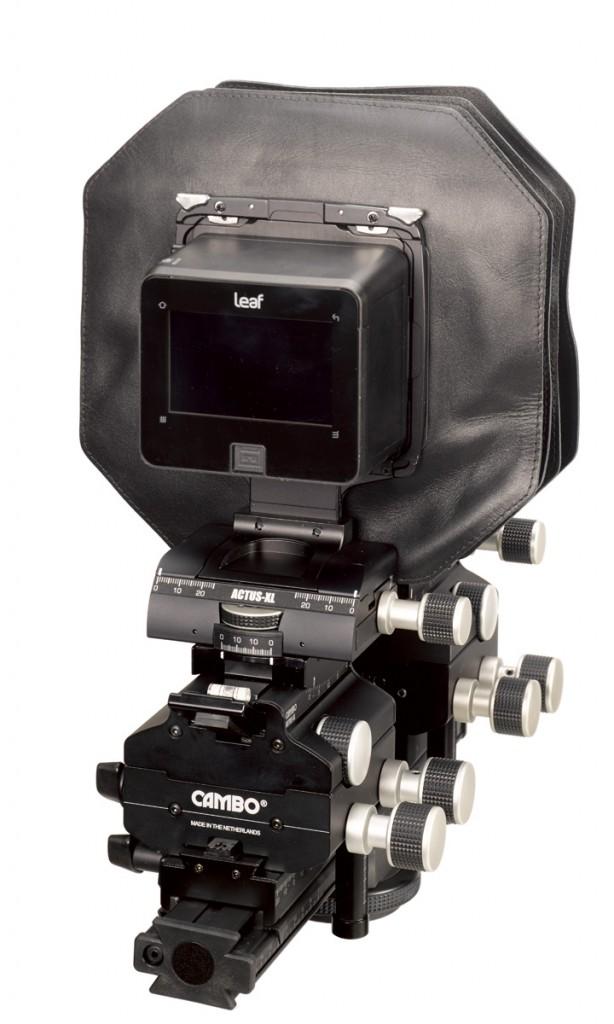 CAMBO ACTUS-XL-DB VIEW CAMERA - на базе цифрового задника Leaf
