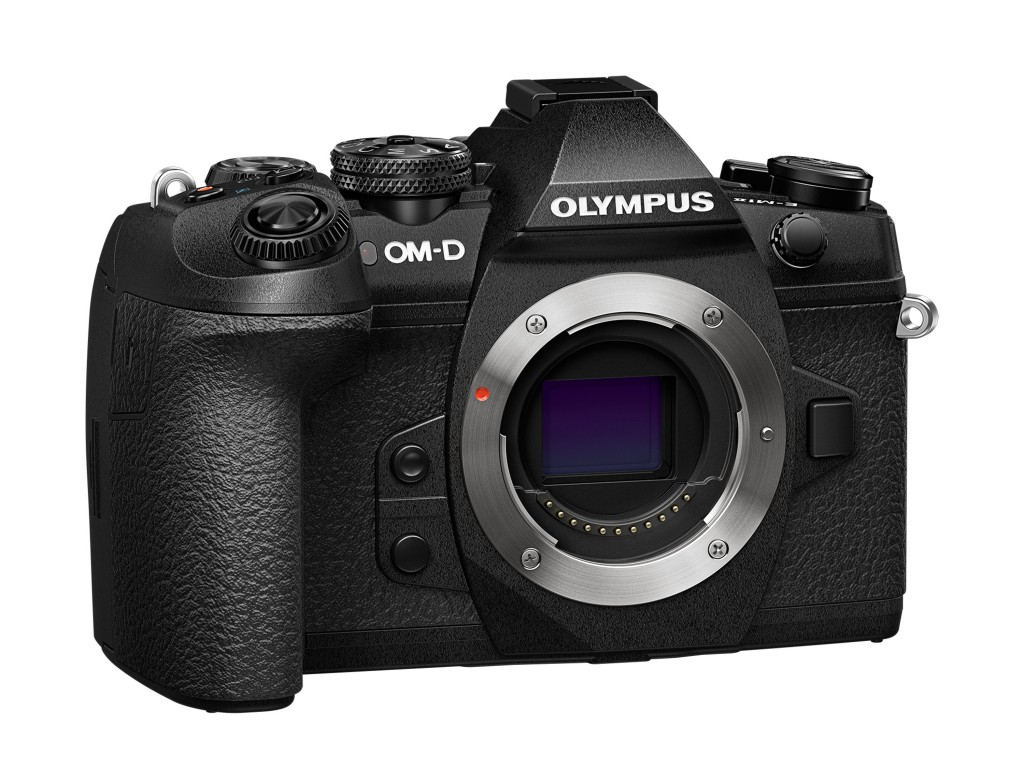 Photokina 2016: Olympus OM-D E-M1 Mark II