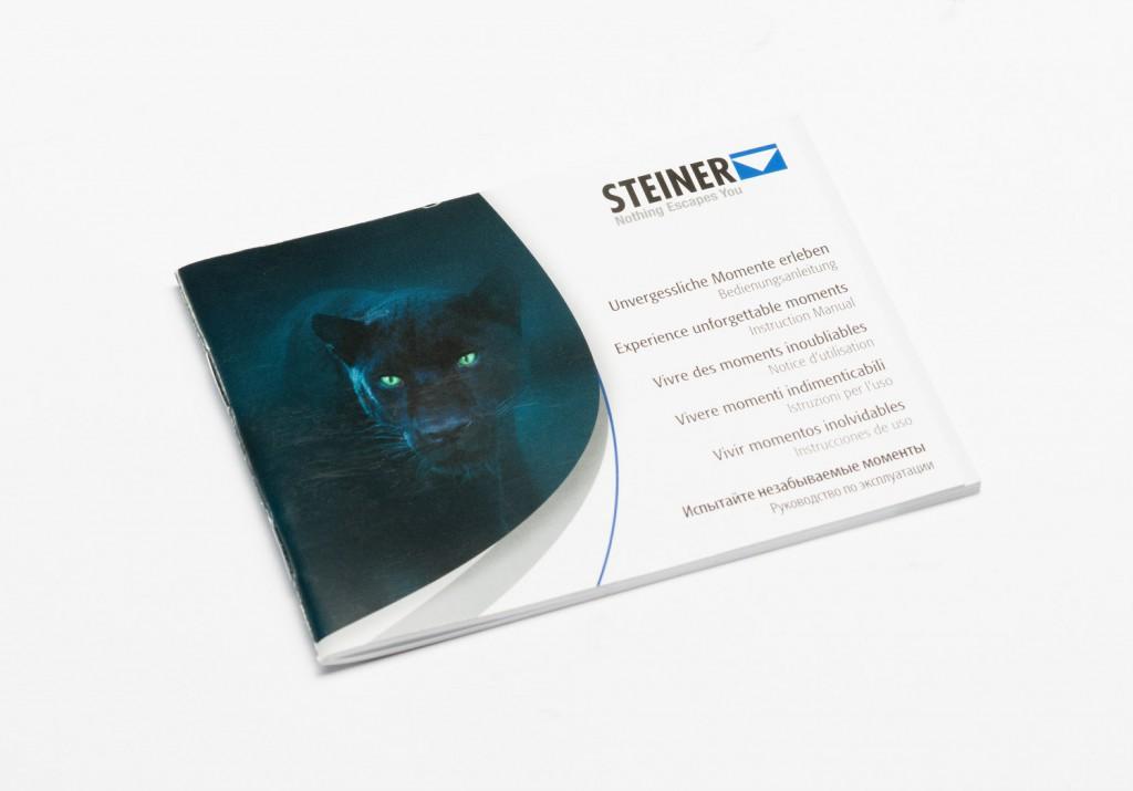 Обзор компактного бинокля STEINER Safari UltraSharp 10х26