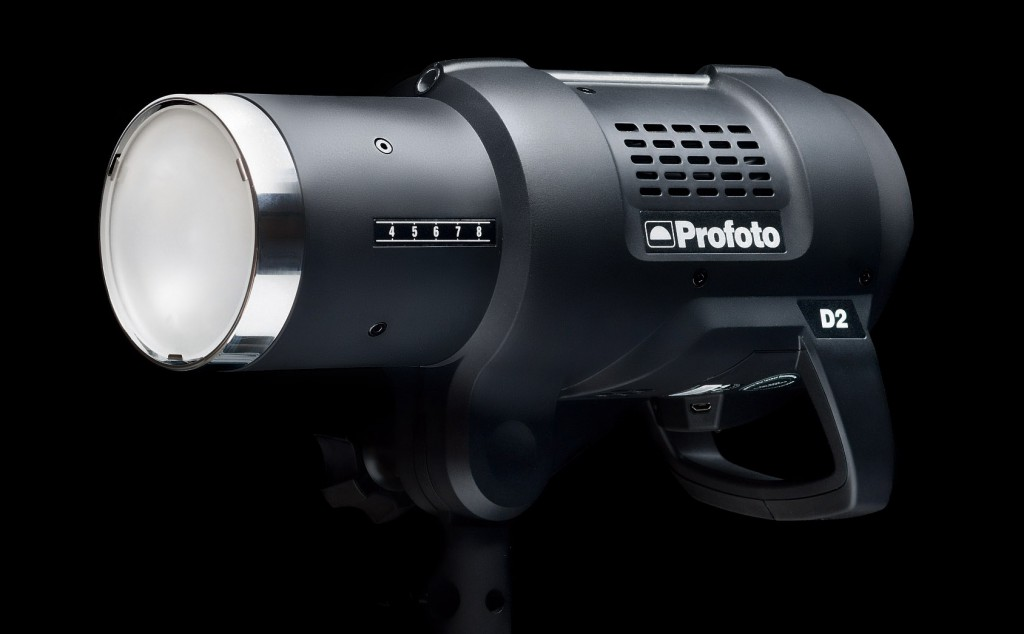 Обзор моноблока Profoto D2