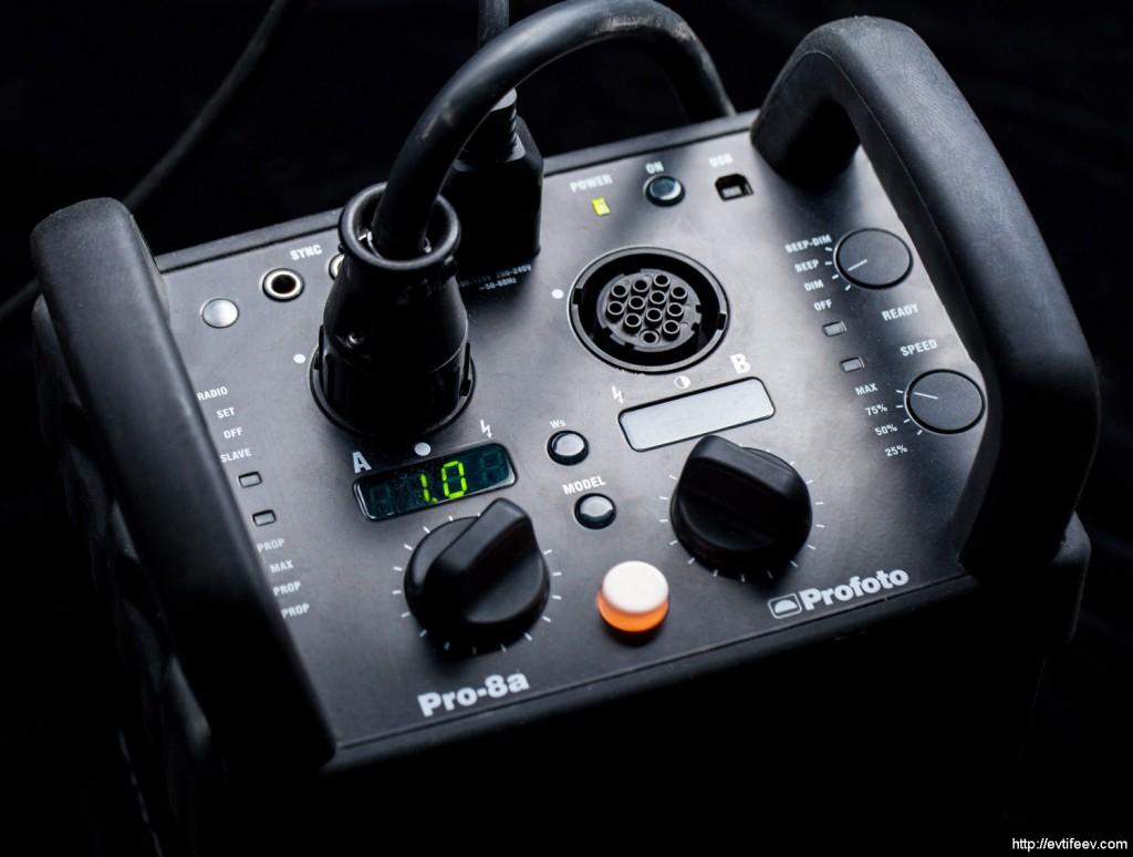 Обзоры оборудования Profoto