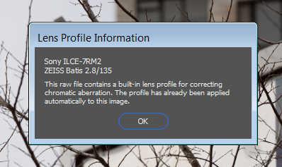 Обзор ZEISS Batis 135/2.8 и впечатления от пользования