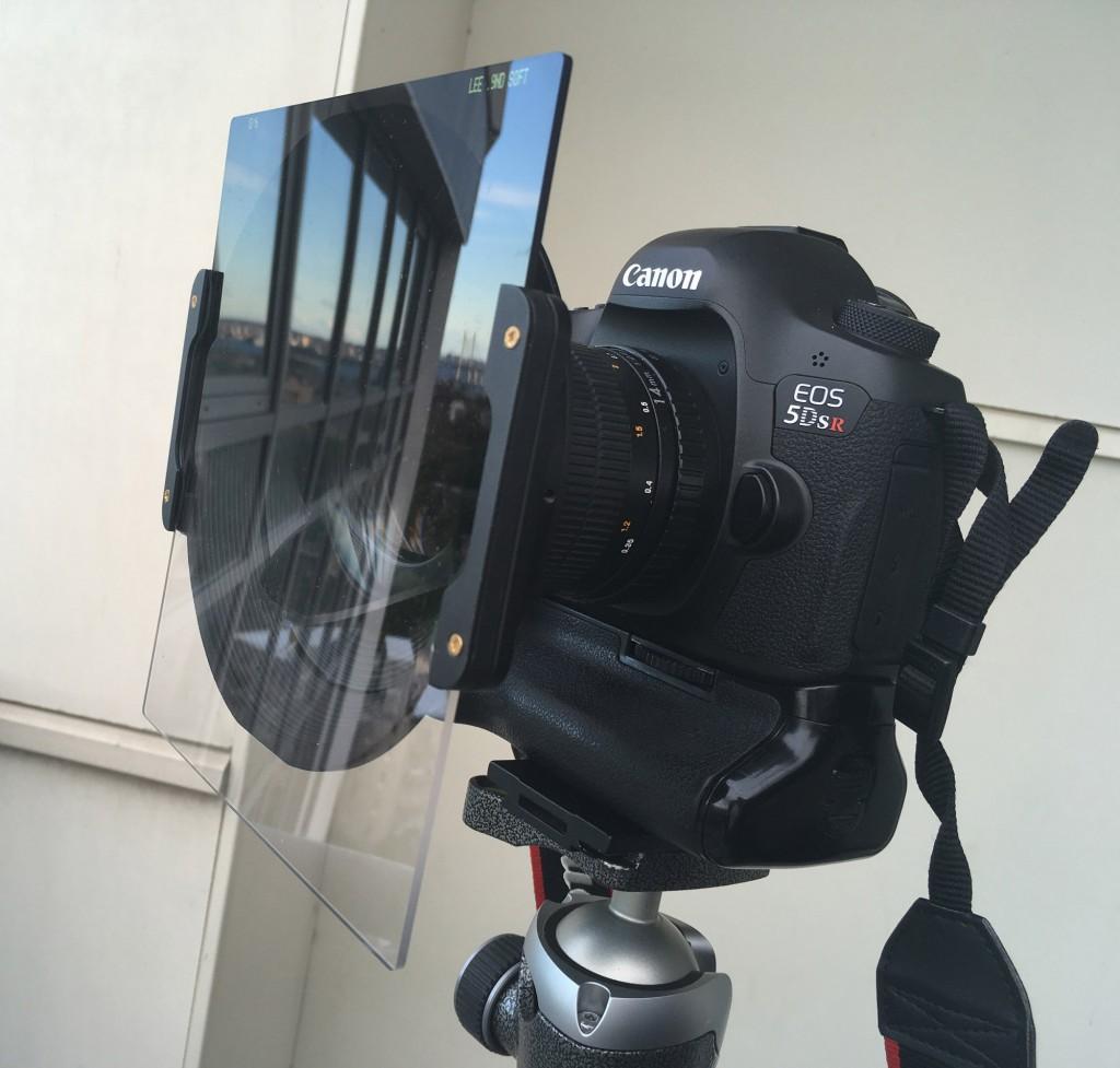 Сверхширокоугольные объективы и светофильтры к ним — дополнение