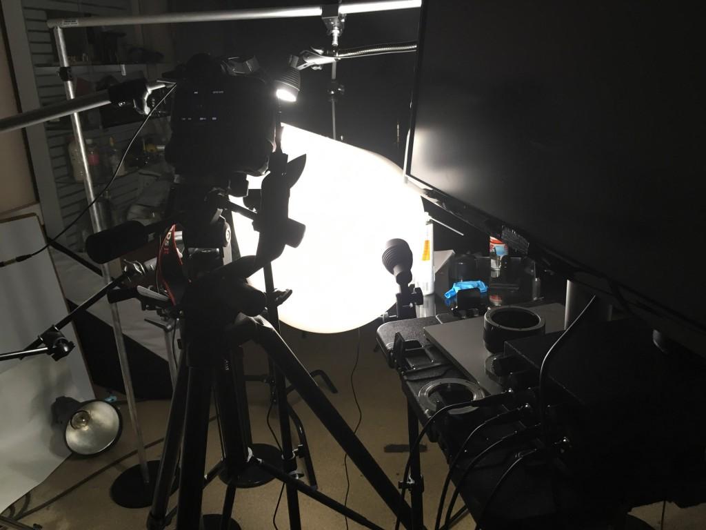 Светодиодный свет для предметной фото видеосъемки