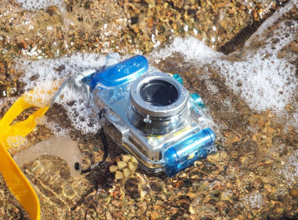 Немного о влагозащите фотокамер