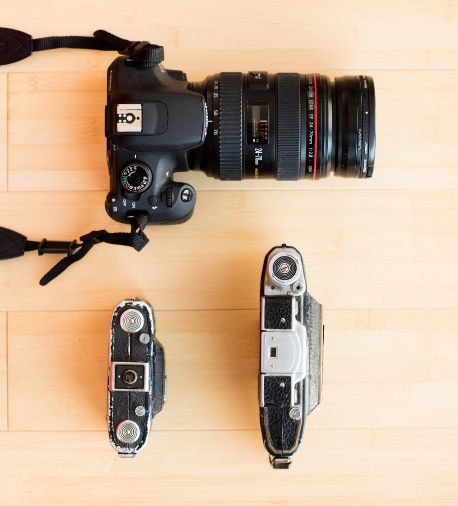 Карданные камеры и введение в большой формат. Впечатления от Cambo Actus