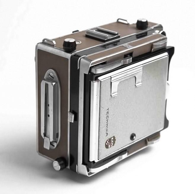 Карданные камеры и введение в большой формат.