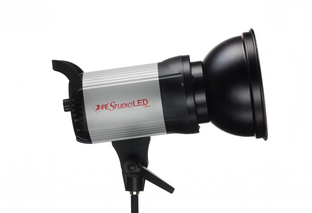 Обзор и тест светодиодных источников света Falcon Eyes Studio LED 75