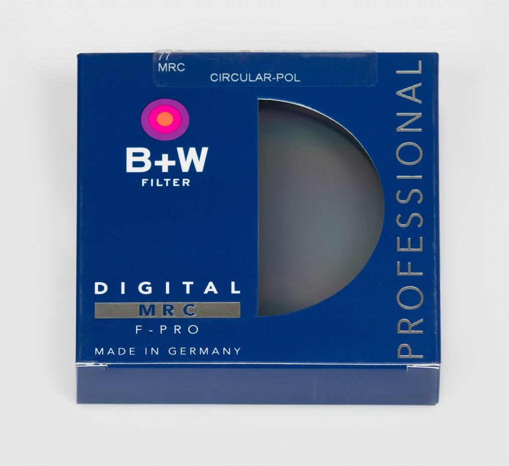 Обзор поляризационных светофильтров B+W S03