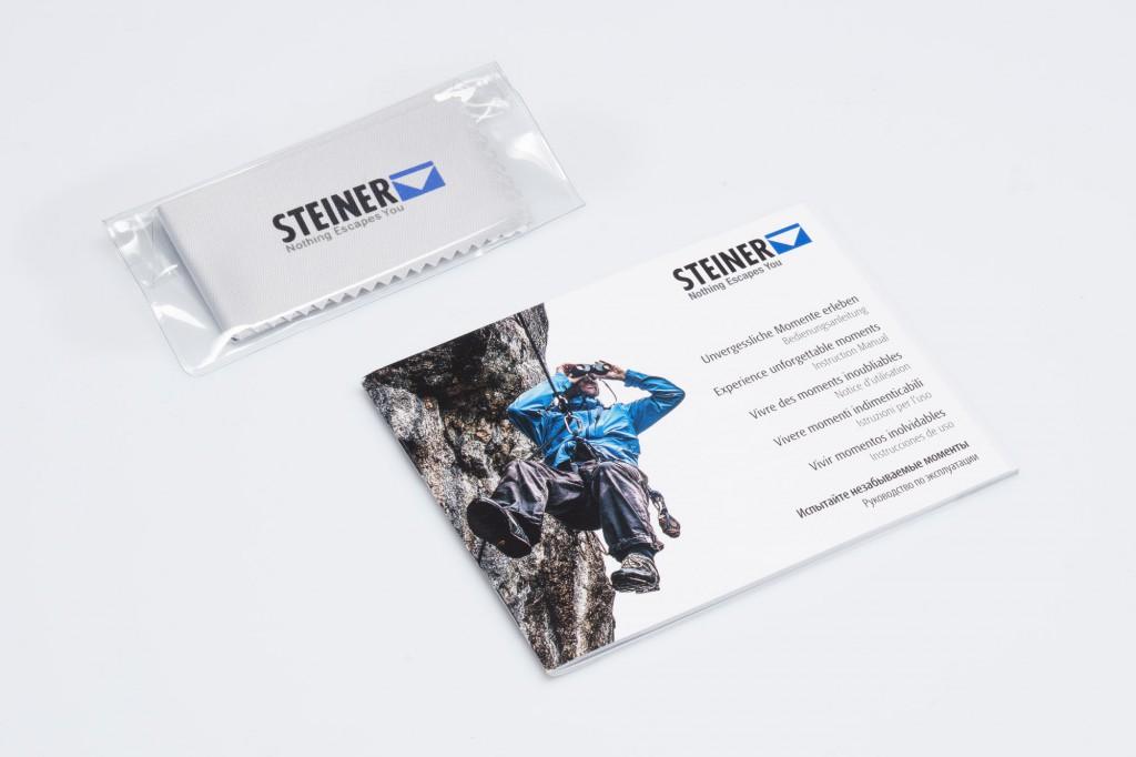 Обзор бинокля STEINER Safari UltraSharp 10×42